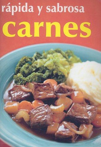Carnes (Rapida y Sabrosa) (Spanish Edition) (Tapa Blanda)