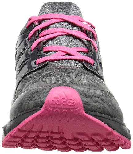 Shoe Techfit silver pink Performance Running Response Grey Adidas Women's Vista Boost Iq1Y4