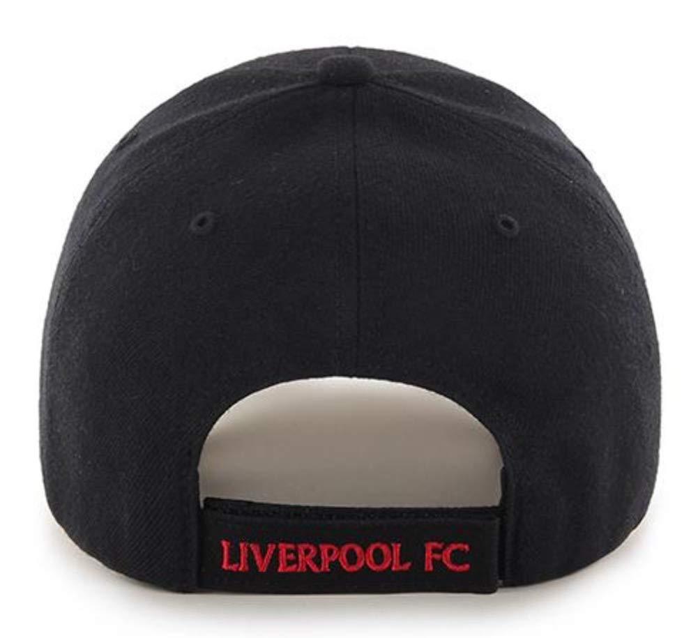 Schwarz//Rot Anfield Shop Liverpool FC 47 M/ütze