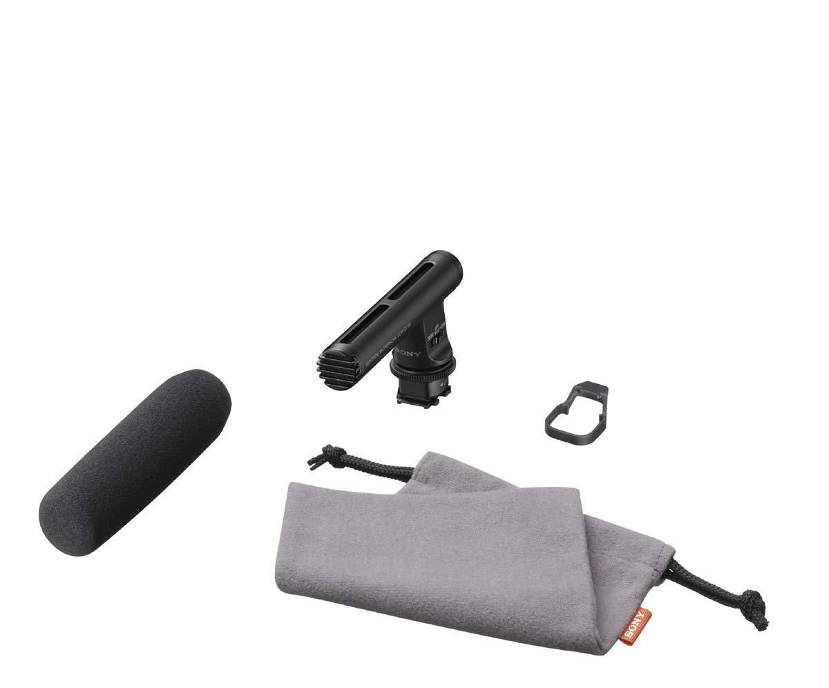 Sony ECMGZ1M Gun / Zoom Microphone (Black) by Sony