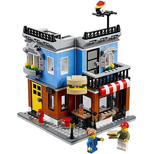 lego buildings and houses - 4