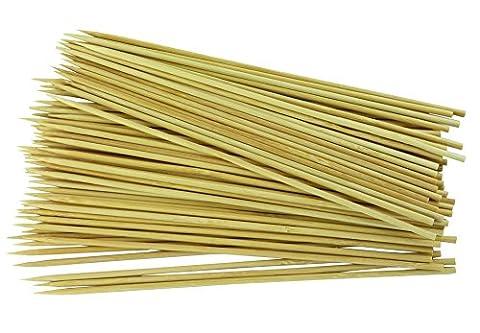 "8"" 300 pcs Natural Bamboo Skewers"