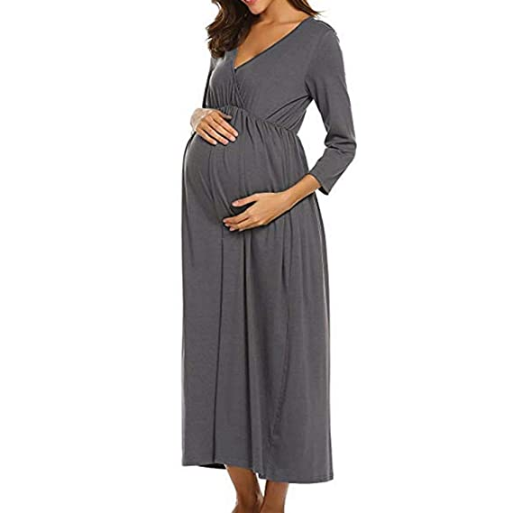 Vestidos embarazada para comunion