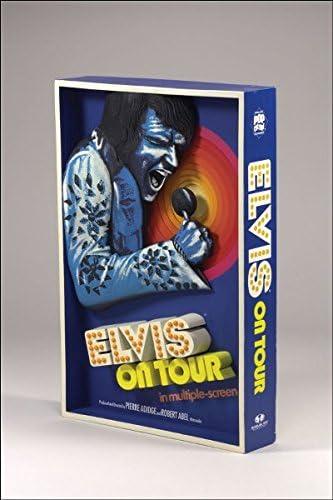 McFarlane Toys 3D Wall Art – Elvis on Tour