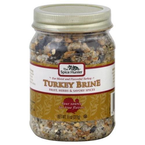 Spice Hunter Turkey Brine Coupon Tag -  01206275