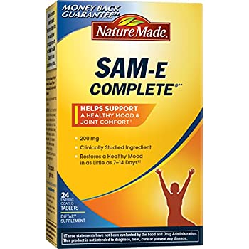 Best Price Nature Made Complete Sam E Mg  Tablets