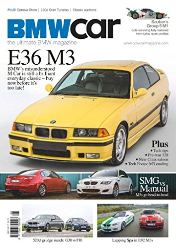 Best Price for BMW Car Magazine Subscription