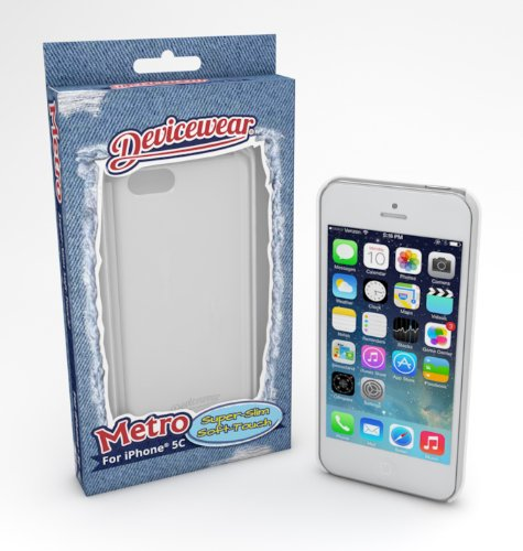 devicewear-metro-ultra-light-weight-hard-shell-case-for-iphone-5c-retail-packaging-clear