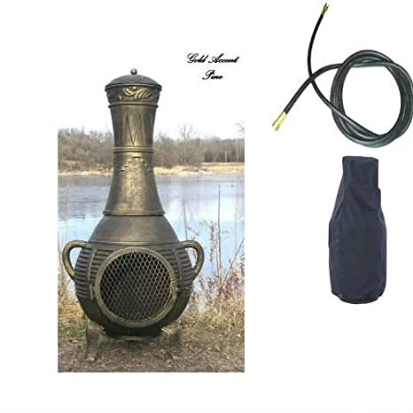QBC Bundled azul gallo pino chimina con gas natural Kit ...