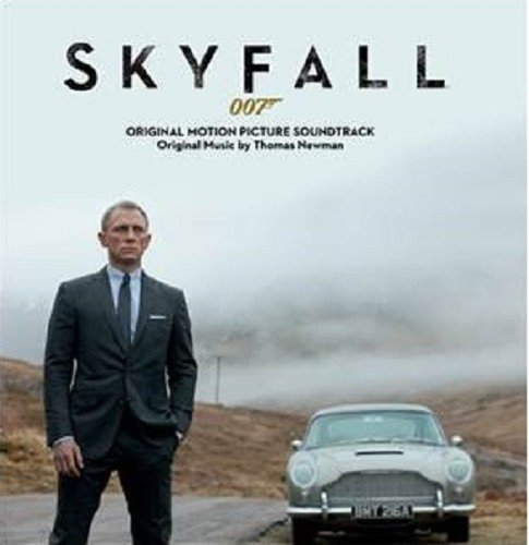 Soundtrack - SKYFALL (Original Motion Picture Soundtrack) (Gatefold LP Jacket, With Booklet, Colored Vinyl, Remastered, 2PC)
