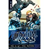 Quantum and Woody by Priest & Bright Volume 4: Q2 – The Return