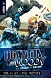 img - for Quantum and Woody by Priest & Bright Volume 4: Q2 - The Return book / textbook / text book