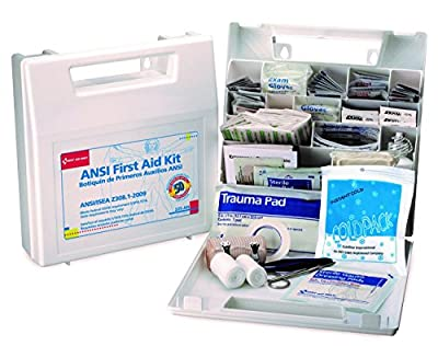 First Aid Only 50 Person Bulk First Aid Kit by First Aid Only