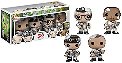 2014 SDCCExclusive Limited Edition Ghostbusters 30th Anniversary 4 ...