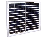 Heavy Duty Solar Panel, 30 Watts
