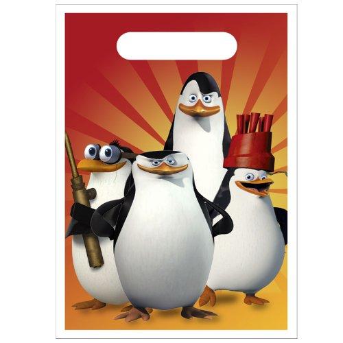 Penguins Of Madagascar Party Supplies (Hallmark - Penguins of Madagascar Treat)