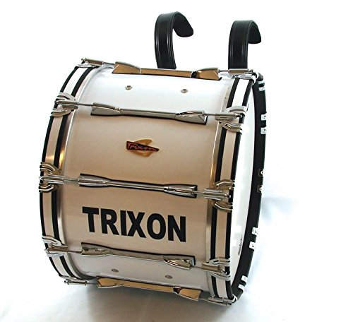 Trixon Field Series Marching Bass Drum - 20'' x 14''