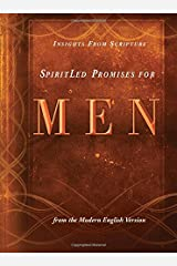 SpiritLed Promises for Men: Insights from Scripture from the Modern English Version Hardcover
