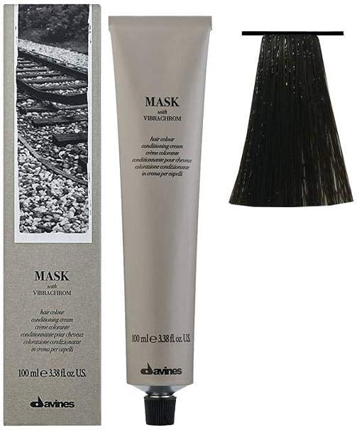 Davines Mask With Vibrachrom 55.0 Tinte - 100 ml: Amazon.es ...