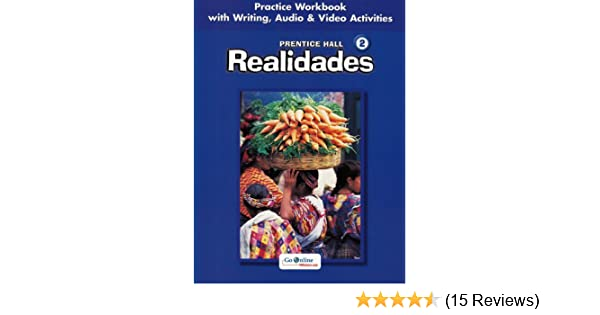 Amazon prentice hall spanishrealidades practice workbook amazon prentice hall spanishrealidades practice workbookwriting level 2 2005c 9780131164642 prentice hall books fandeluxe Gallery