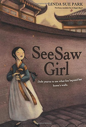 Seesaw Girl Linda Sue Park product image