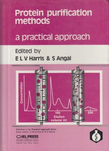 Protein Purification Methods: A Practical Approach (The Practical Approach Series)