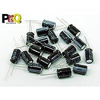 POPESQ® 20 pz. x Condensatore elettrolitico 1000uF 16V/20 pcs. x Electrolytic capacitor 1000uF 16V #A1268