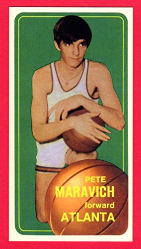 List of the Top 10 pete maravich basketball cards you can buy in 2019