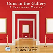 Guns in the Gallery | Simon Brett