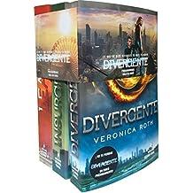Trilogía Divergente. Paquete de 3 volumenes