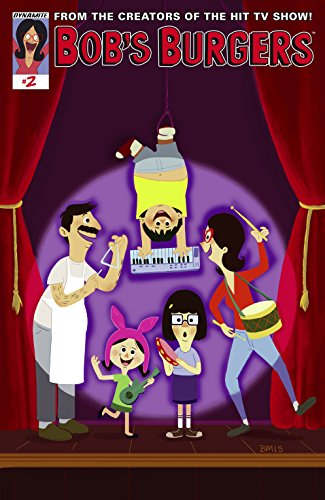 Bob's Burgers Ongoing #2: Digital Exclusive Edition