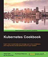 Kubernetes Cookbook Front Cover