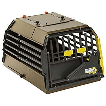 Image of Pet Supplies 4x4 North America Variocage Mini-Max Crash Tested Dog Cage - Large