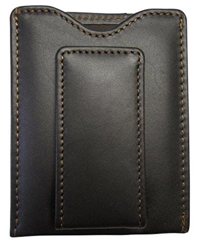 Dopp Men's Regatta Front Pocket Magnetic Money Clip Slim Minamalist Wallet, Mahogany, One Size from Dopp