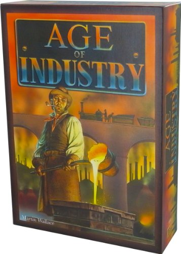 Mayfair Games Age of Industry