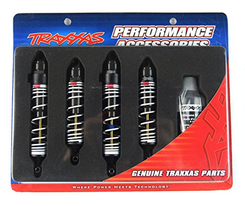 Traxxas 5862 Big Bore Shock Set, Complete with Springs