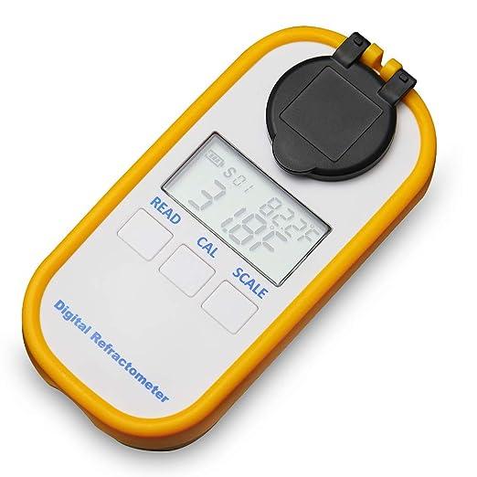 handheld antifreeze refractometer freezing point adblue ATC photorefractometCE