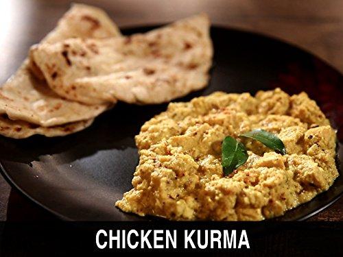 (Clip: Indian Style Chicken Kurma)