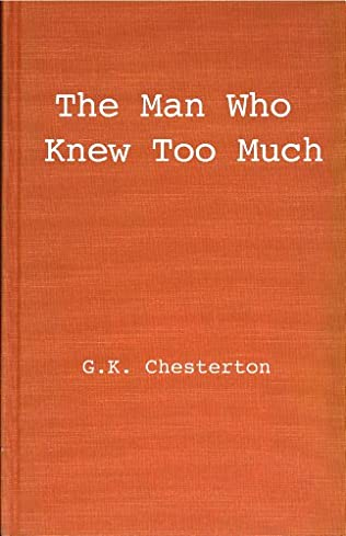 book cover of The Man Who Knew Too Much