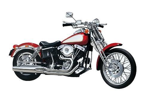 Aoshima Models 1/12 Springer Motorcycle (V-Twin Engine) - V-twin Motorcycle Parts