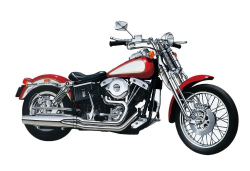 Used, Aoshima Models 1/12 Springer Motorcycle (V-Twin Engine) for sale  Delivered anywhere in USA