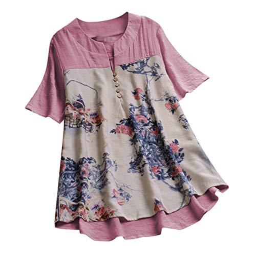 Boho T-Shirt 3/4 Sleeve