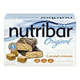 Nutribar Original Meal Replacement Bars, Creamy Caramel