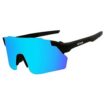 Esquí Deportivas Httoar Protección Pesca De Ciclismo Uv400 PolarizadasAdecuadas Correr Para Sol Al Bicicleta Béisbol Gafas Aire Libre vN8wOmn0