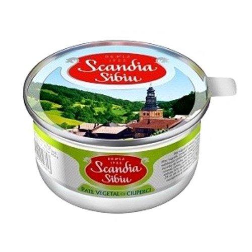 Sibiu Soy Pate with Mushrooms (Pateu Vegetal cu Ciuperci)- 120g /4.2 oz - Pack of 2 ()