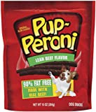 Pup-Peroni Lean Beef Recipe, 10-Ounce (Pack of 5), My Pet Supplies