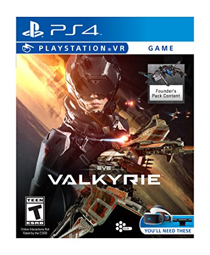 Eve: Valkyrie - PlayStation - Pilot Band The Drop