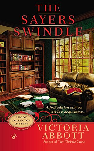 book cover of The Sayers Swindle