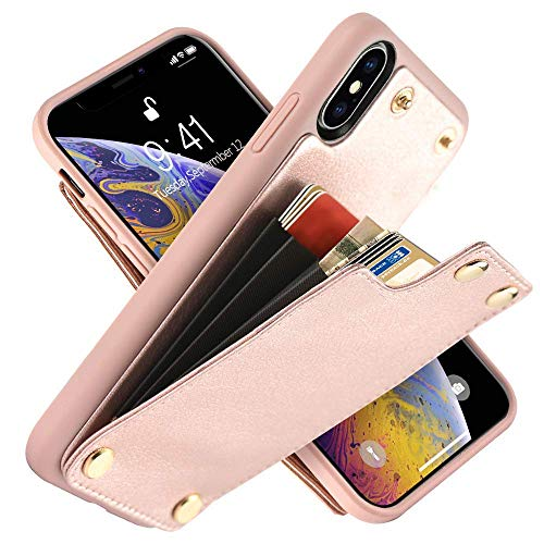 LAMEEKU iPhone Xs 5 8 Protective