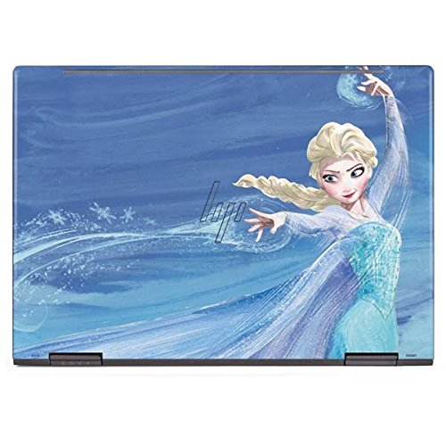 Skinit Frozen Envy x360 13z (2018) Skin - Elsa Icy Powers Design - Ultra Thin, Lightweight Vinyl Decal Protection by Skinit (Image #1)